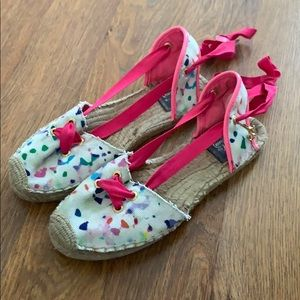 Sperry Lace Up Espadrilles